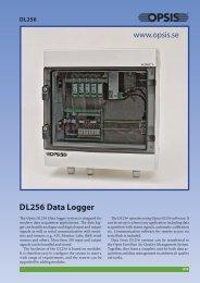 DL256 Data Logger