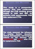 Egyptian registry of lower Egyptian registry of lower limb ... - Page 4