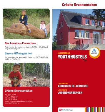 Crèche Krunnemécken - Youth Hostels