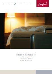 Sleepwell – hyvä uni ja tyytyväiset asiakkaat.