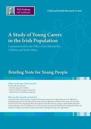 National Study Of Young Carers