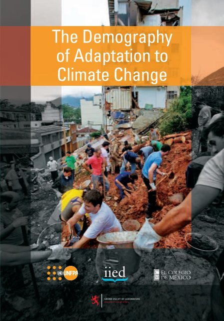 The Demography of Adaptation to Climate Change - UNFPA