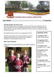11 4 September 2012 Week 37 [pdf, 2 MB] - Quirindi Public School