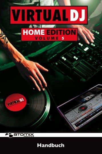 VirtualDJ 5 HOME EDITION - Handbuch - Produktinfo.conrad.com