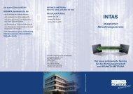 Flyer BMr INTAS Integrierter Abrechnungsservice ... - BRUNATA Hürth