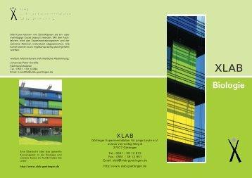Biologie - XLAB