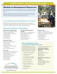 Workforce Development Resources - Buffalo Niagara Enterprise