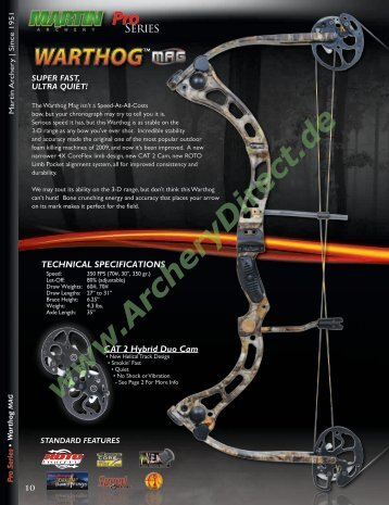 Martin 2010 Export PDF Book 1c.indb - Archery Direct