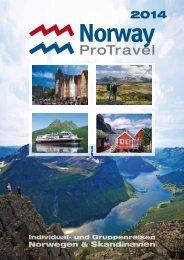 Katalog im PDF Format - Norway ProTravel