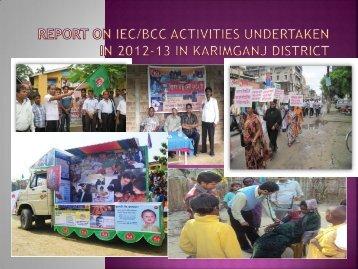 Karimganj - National Rural Health Mission, Assam