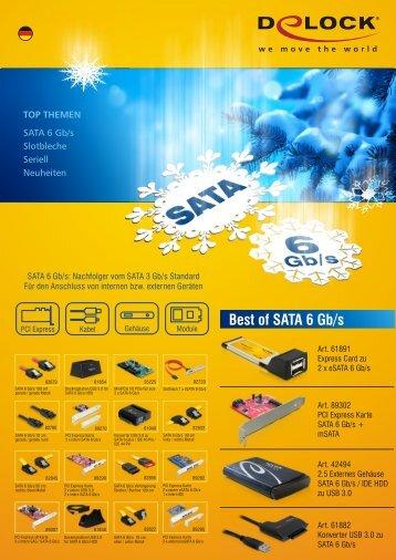 Best of SATA 6 Gb/s