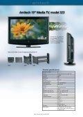 """Amitech 19"""" TV med indbygget DVD, USB og kortlæser - Lomax - Page 2"""