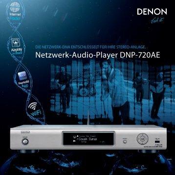Netzwerk-Audio-Player DNP-720AE