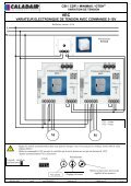 MS-ELE-003 A - Régulateur_Variateur REG VEC RES au ... - caladair - Page 2