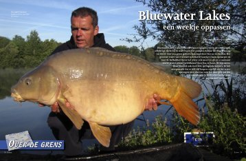 Bluewater Lakes een weekje oppassen - Pro Line