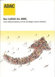 ADAC Leitbilder