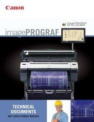 imagePROGRAF - RPG Digital Print Solutions