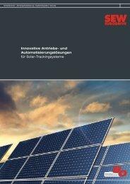 und Automatisierungslösungen für Solar ... - SEW Eurodrive