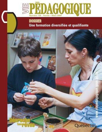 DOSSIER La - Ministère de l'Éducation, du Loisir et du Sport