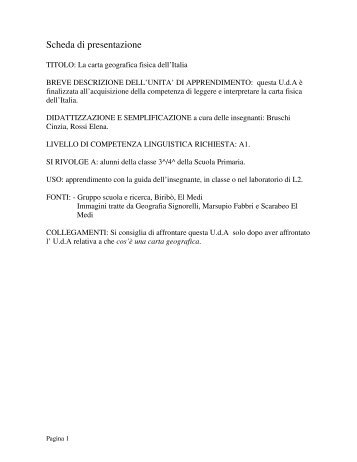 Carta fisica.pdf - Italiano per lo studio