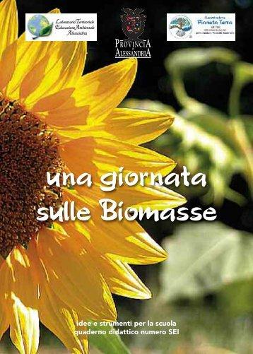 una giornata sulle Biomasse - Portale Ambiente della Provincia di ...