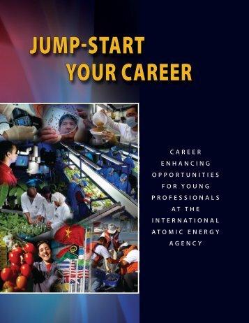 JUMP-START YOUR CAREER - International Programs at Argonne ...