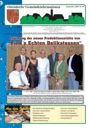 September 2008 / Nr. 98 (5,10 MB) - Ottendorf an der Rittschein