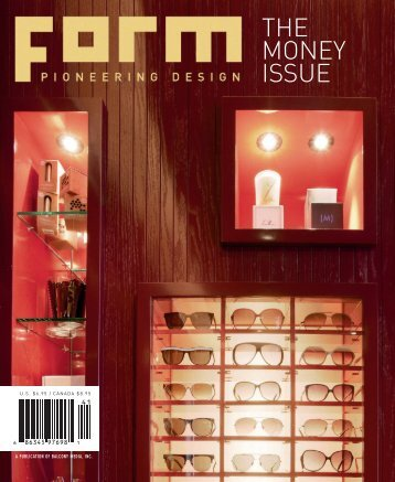 """Form Pioneering Design – """"City View"""" 