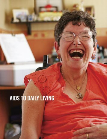 AIDS TO DAILY LIVING - MDA