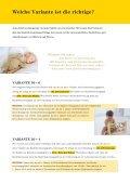 das neue Kindergeld - Geburtsallianz Österreich - Seite 4