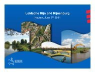 Leidsche Rijn and Rijnenburg - KTC