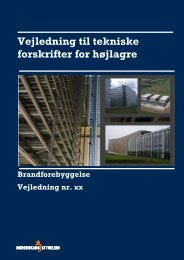 Vejledning om højlagre - Foreningen af Rådgivende Ingeniører F.R.I.
