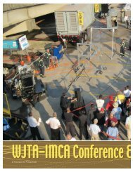 WJTA-IMCA Conference & Expo Weathers the Heat ... - Cleaner Times