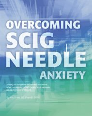 Overcoming SCIG Needle Anxiety - Igliving.com