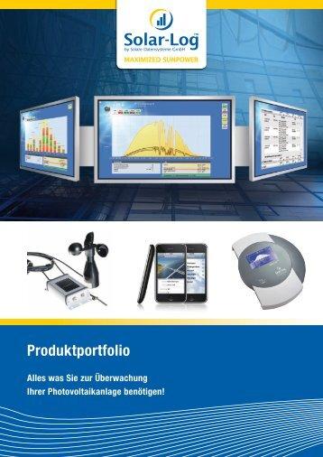 Solar-Log Produktkatalog - jms Solar Handel GmbH