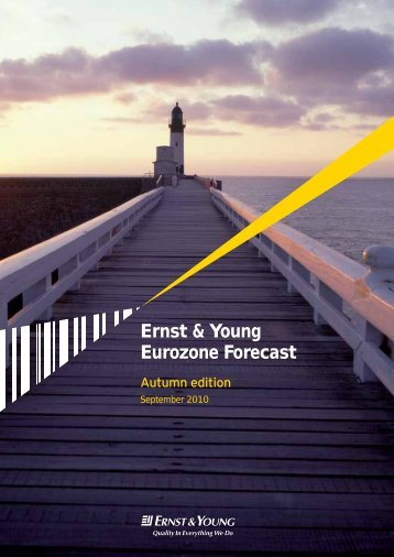 Ernst & Young Eurozone Forecast - Accountancy Nieuws