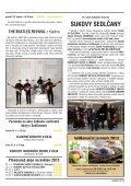 Radnice duben 2013.indd - Kulturní dům Josefa Suka - Sedlčany - Page 3