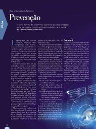 Prevenção - Linux New Media
