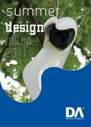Domus Academy Summer Programs pdf - Wayout