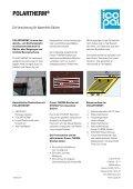 POLARTHERM® - Icopal GmbH - Seite 2