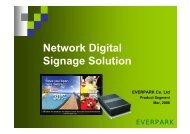 Digital Signage Introduction
