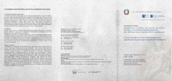 Programma - Istituto Poligrafico e Zecca dello Stato