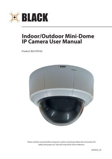 Advidia A64 Dome Camera Quick Start Guide - YouTube