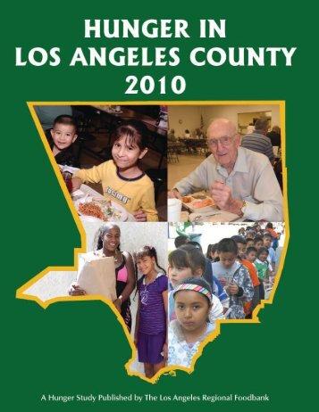full report - Los Angeles Regional Food Bank