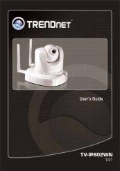 Trendnet Wireless IP Camera TV-IP602WN.1
