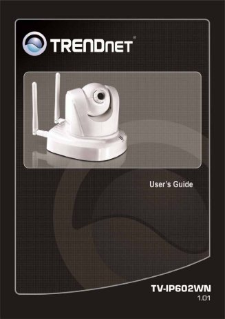Trendnet Wireless IP Camera TV-IP602WN.1