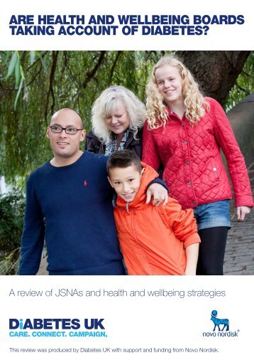 A review of JSNAs and health and wellbeing strategies