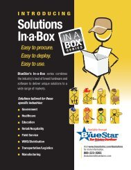 BOX - BlueStar