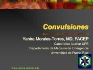 Convulsiones - Reeme.arizona.edu