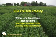 Wheat and small grain management, 11-30-2012 - Integrated Pest ...